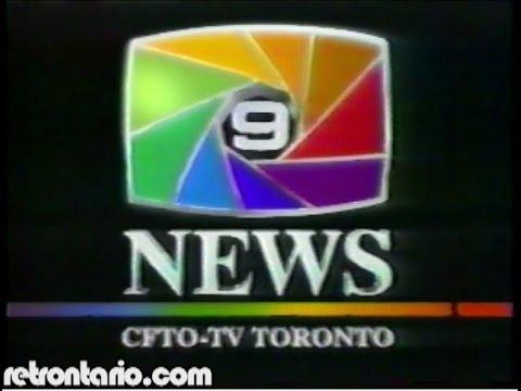 CFTO Nightbeat News with original commercials November 14 1992