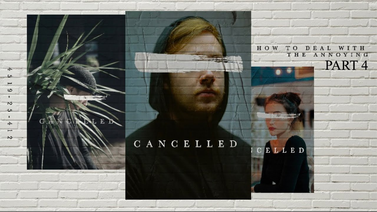 Neither Do I | Cancelled | Andy Morales | 412 Youth