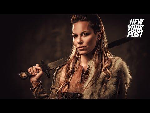 50,000 Icelandic Women Unleash Their Inner Vikings