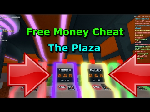 Roblox | The Plaza Money Cheat [UNPATCHABLE]