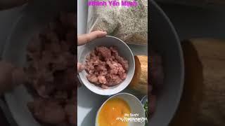 Bánh Yến Mạch - Bữa ăn phụ cho bé ( 7m+)