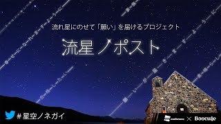 流星ノポスト 〜みずがめ座δ南流星群〜