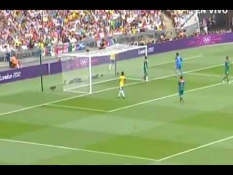 MEXICO vs BRASIL Final Londres 2012