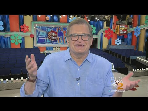 Drew Carey Celebrating 10 Years As 'The Price Is Right' Host