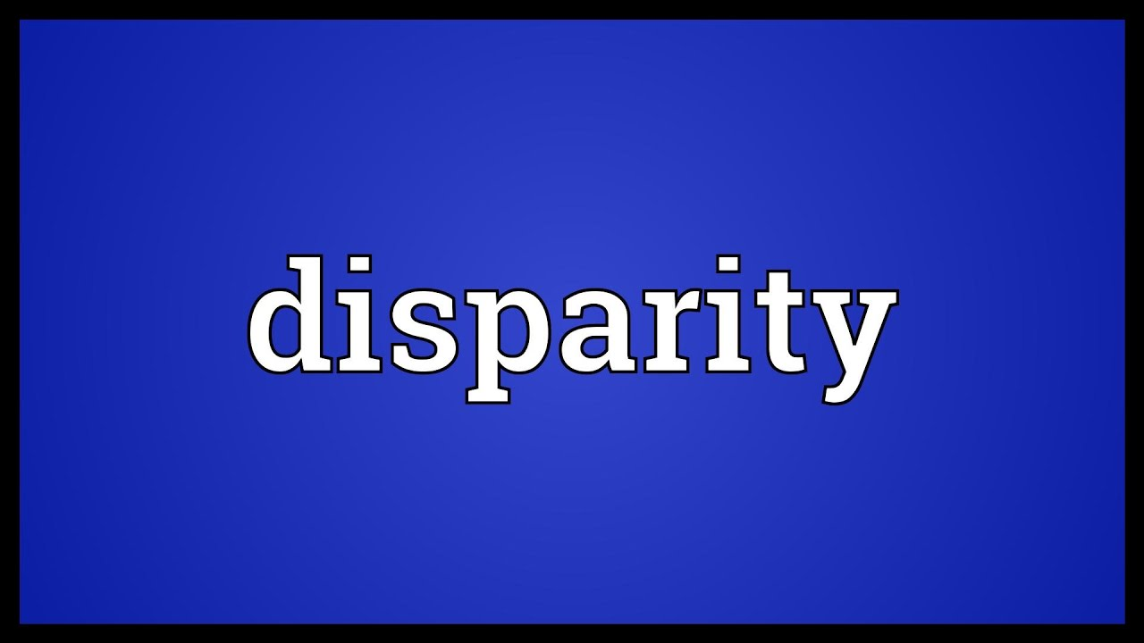 origin of disparities Health disparities refer to differences in the health status of different groups of people read more.