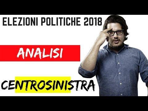 Analisi del Partito Democratico e di +Europa (Elezioni Italiane 2018)