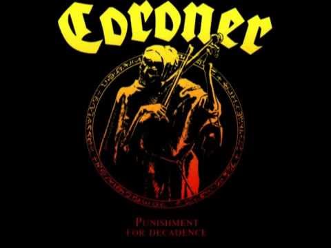 Coroner - Punishment For Decadence (Full Album)