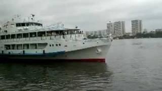 видео Теплоход Мамин-Сибиряк