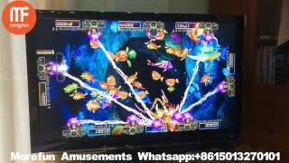 Monkey King fishing game machine and software