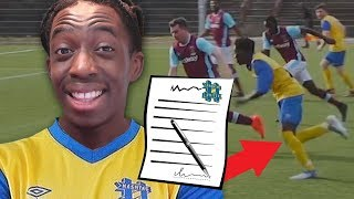 AM I SIGNING FOR HASHTAG UNITED? IS MANNY OVERRATED?!