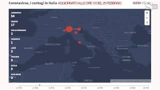 COLPITO IL CUORE DELL ECONOMIA ITALIANA
