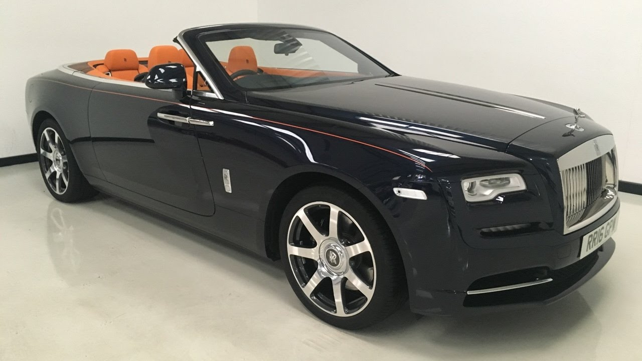 For Sale Rolls Royce Dawn Nick Whale Sports Cars YouTube - 2016 sports cars for sale