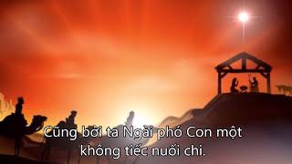 Lý do Ngài đến - We are the reason (Hương Giang) David Dong