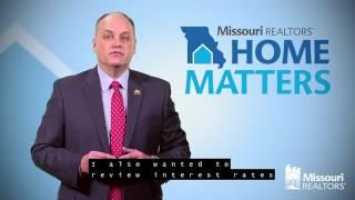 Missouri Housing Stats  May, 2017