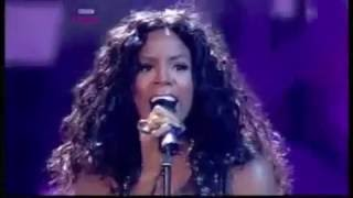 Kelly Rowland - When Love Takes Over (Live Mobo Awards 2009)