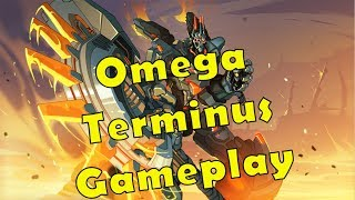 Paladins Patch 2.02 PTS - Terminus New Skin Omega Terminus, Voice Gameplay | Shattered Desert Map