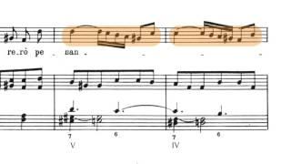 """Vivaldi - Il Giustino - """"Vedrò con mio diletto"""" (Análisis)"""
