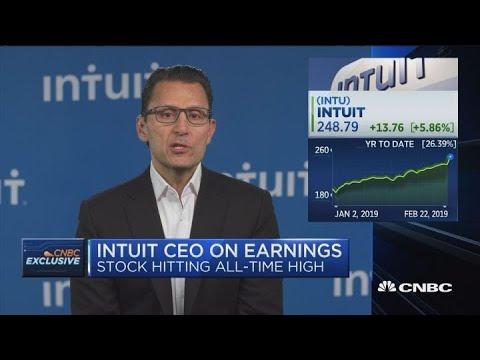 Intuit CEO Sasan Goodarzi on company outlook