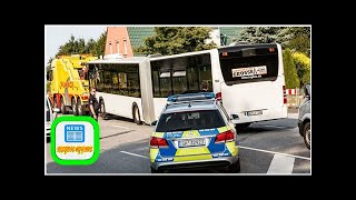 10 injured in knife attack by passenger on crowded bus in Germany
