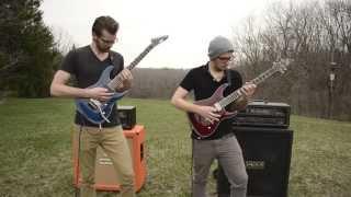 Encryptor - The Ripple Effect/Time-bender Guitar Playthrough