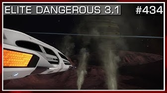ELITE DANGEROUS | #434 | FYXANOXEM! - Riesige Gebirge - Morgiger Stream - Geysire - Orca :P