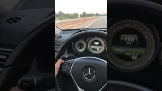 MERCEDES E180 SNAP GÜNDÜZ YÜKSEK HIZ