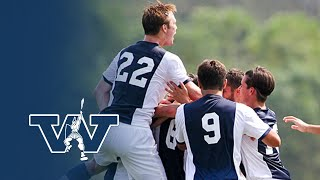 Zack Walters scores game-winner over #2 Thomas More.