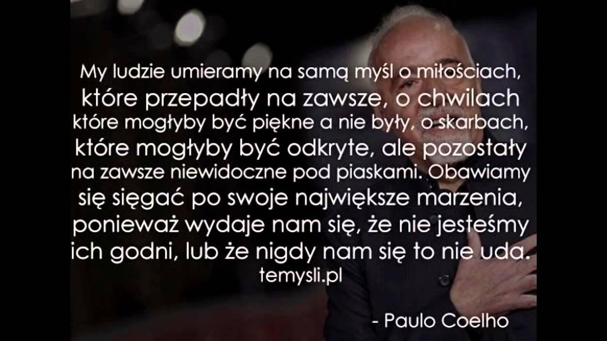paulo coelho cytaty Cytaty Paulo Coelho   YouTube paulo coelho cytaty