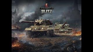 Стрим. С праздником всех. World of Tanks Blitz