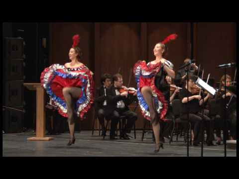"""NFSO -""""The Orchestra Moves"""" LINK Up w Carnegie Hall -Part 1 (2014)"""