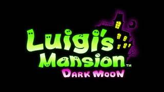 Library Piano - Luigi's Mansion: Dark Moon Music Extended