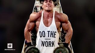 Do The Work | Sadik Hadzovic Bodybuilding Motivation