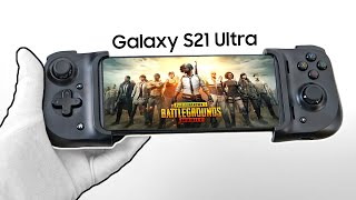 Samsung Galaxy S21 Ultra Unboxing + Gameplay (Exynos 2100 variant)