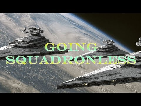 Armada - Going Without Squadrons