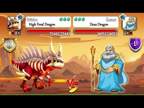 Dragon City - Random Fight + Exclusive Battles | Part 366 [Full Combat & Skills]