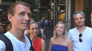 Wiedersehen und lustiger Zufall in London • Borough Market • Weltreise   VLOG #365