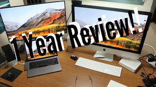 2017 5k iMac | 1 Year Review