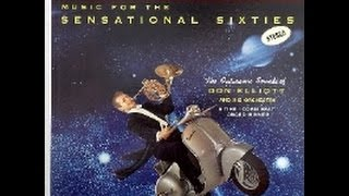 "Don Elliott ""Music For The Sensational Sixties"" 1958 STEREO FULL ALBUM Space Age Pop Jazz"