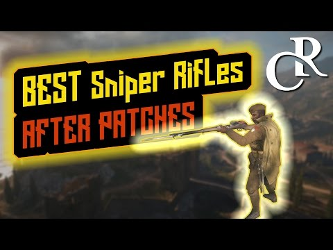 Best sniper rifles/weapons AFTER PATCHES with gameplay tips (April 2017) - Battlefield 1 Gun reviews