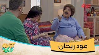 دايت أبو كرش.. أكل كله فيتامينات يخليك عود ريحان