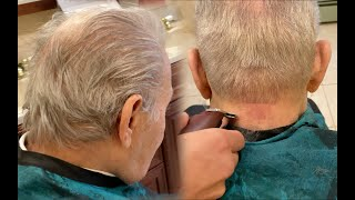 Cut Grandpa's Hair! | How to Cut Men's Hair | Simplest Tutorial HD