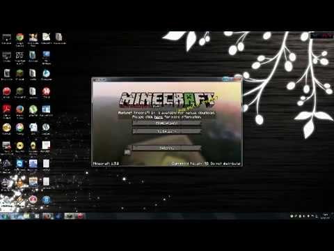 สอนลงเทคเจอร์แพค Minecraft