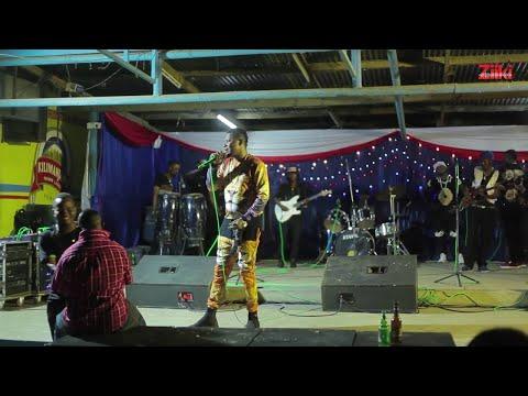 CHRISTIAN BELLA - Live Performance (Darsalaam Tanzania)