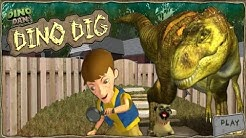 Dino Dan's Dino Dig Game! Dino Dan Games - Dinosaur Games English - Dino Dan Full English Game