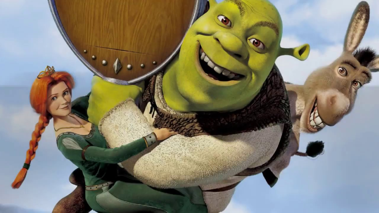 Accidentally In Love Counting Crows Shrek 2 Acoustic Guitar