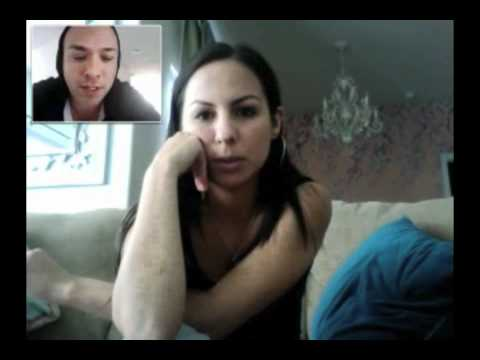 Jo Koy and Anjelah Johnson on iChat