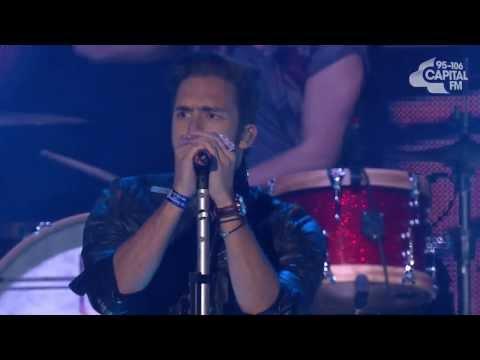 Lawson   'Brokenhearted' Live Performance, Jingle Bell Ball 2013