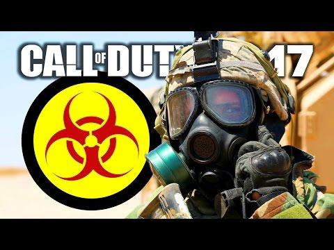 Call of Duty 2017: CHEMICAL WARFARE?? 🤔