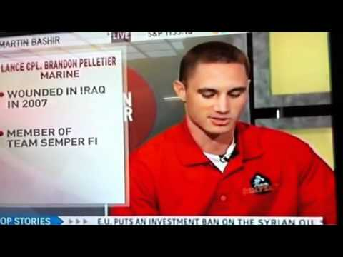 Brandon pelletier msnbc semper fi fund interview youtube for Semper fi fund rating