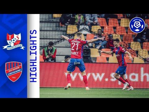 Podbeskidzie Rakow Goals And Highlights